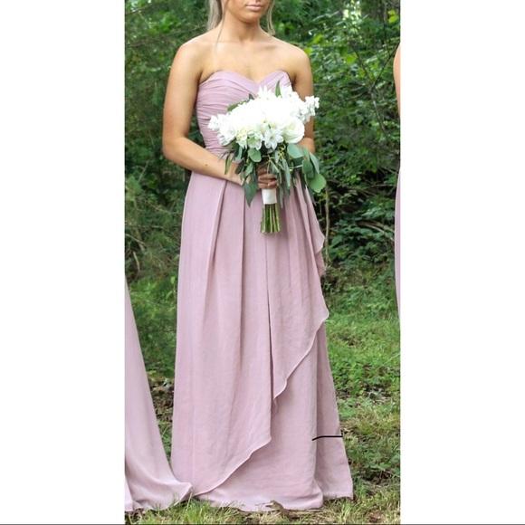 David's Bridal Dresses & Skirts - Quartz Color Dress